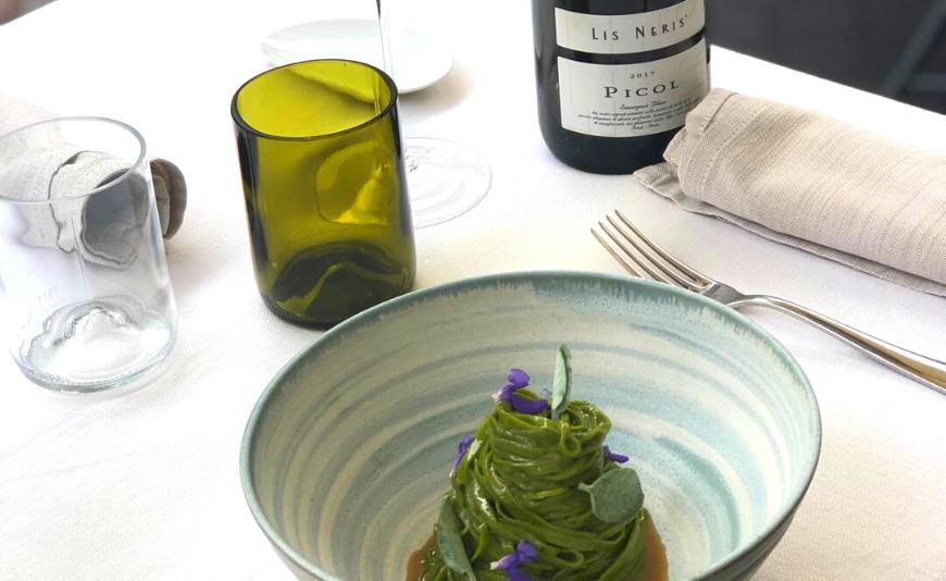 Le ricette e gli abbinamenti dei nostri amici Chef  - Osteria Acquarol